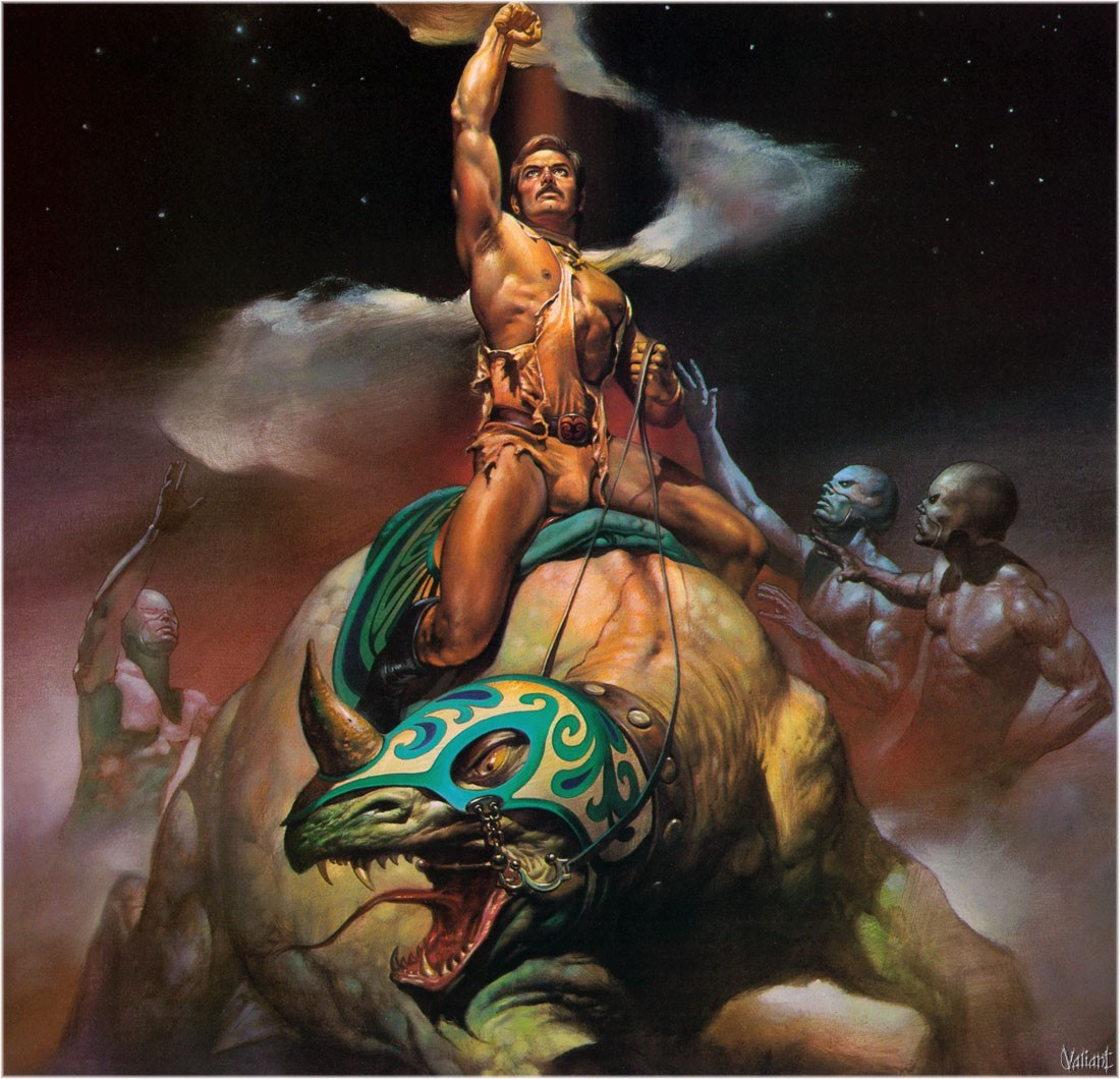 from Arthur boris vallejo gay porn