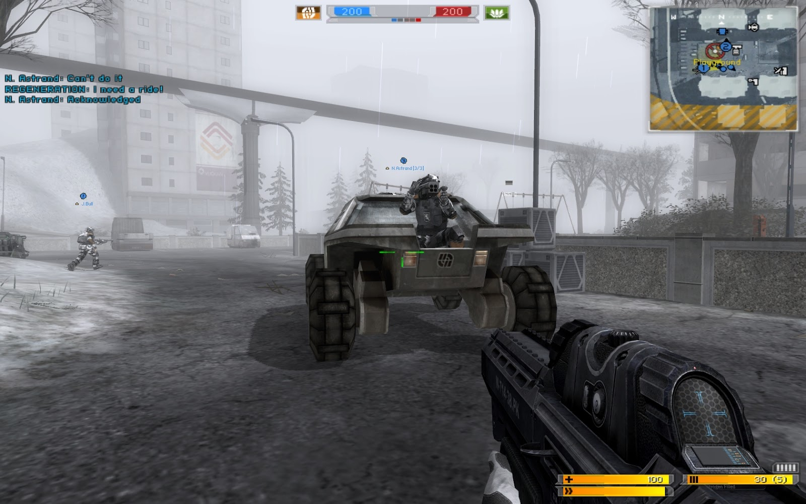 Download Game PC  Gratis Battlefield 2142