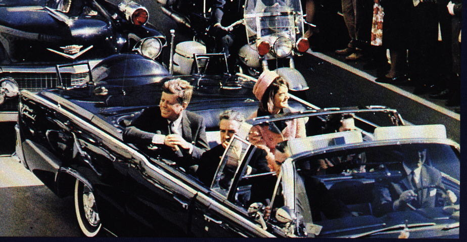 jfk death  video