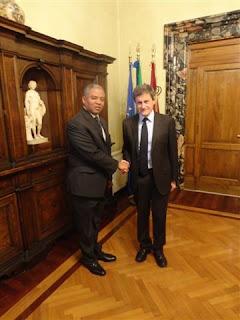 Alcalde SDN concluye visita ciudades Europa