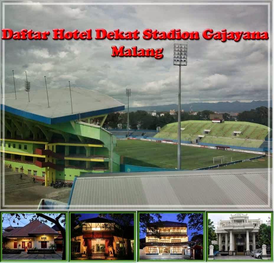 daftar hotel dekat stadion gajayana malang yang memberikan nuansa rh info hotel murah di blogspot com