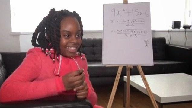 Bocah 10 Tahun Ini Menjadi Mahasiswa Matematika Termuda Didunia
