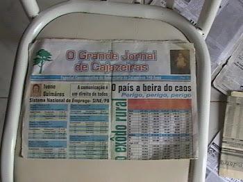 OUTRA TIRAGEM DO GRANDE JORNAL DE CAJAZEIRAS