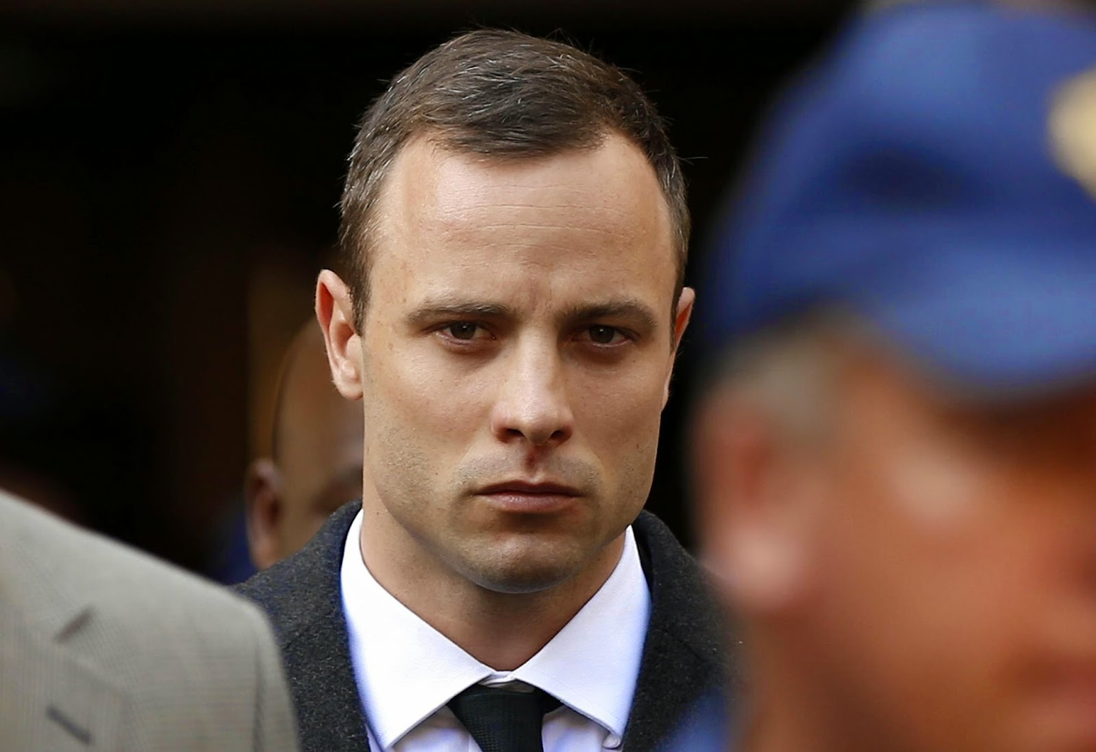 Oscar Pistorius Sentenced to 5 Years in Prison for the Killing of Reeva Steenkamp