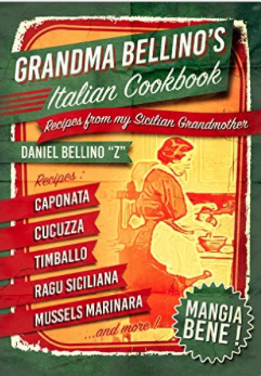 GRANDMA BELLINO'S ITALIAN COOKBOOK