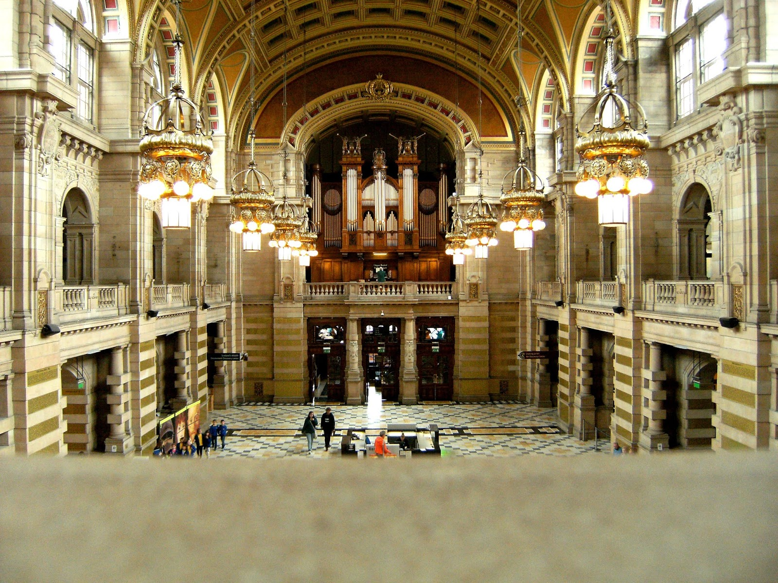 Kelvingrove Art Gallery and Museum Blog