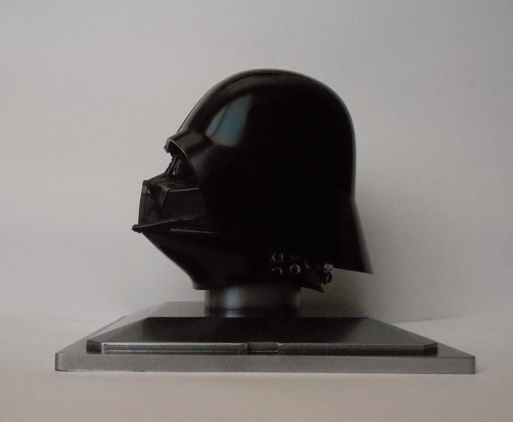 coleccion de cascos de la guerra de las galaxias