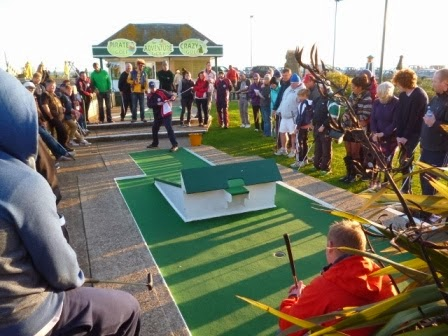 National Miniature Golf Day 2014