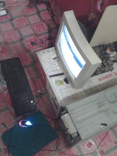 pentium III LCD