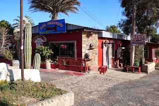 Mama Espinoza's restaurant.