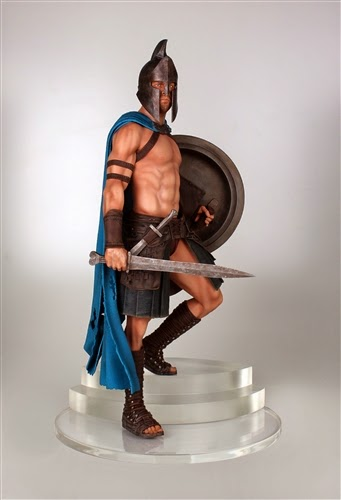 300 statue themistocles