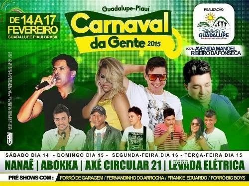 CARNAVAL DA GENTE