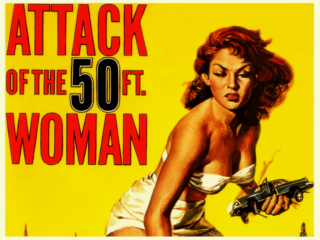 attack of the 50 foot woman Buy attack of the 50 foot woman at walmartcom.