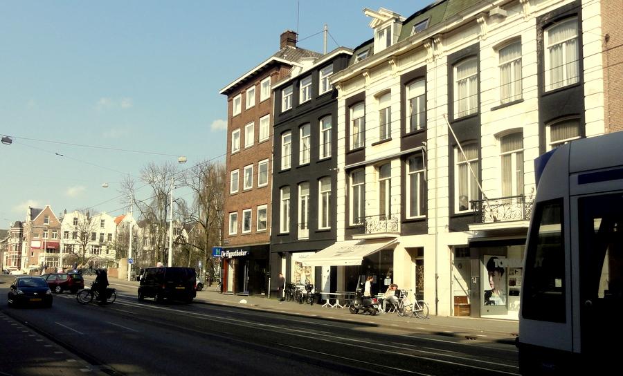Fruits de mer at the seafood bar in amsterdam travel and for Seafood bar van baerlestraat amsterdam