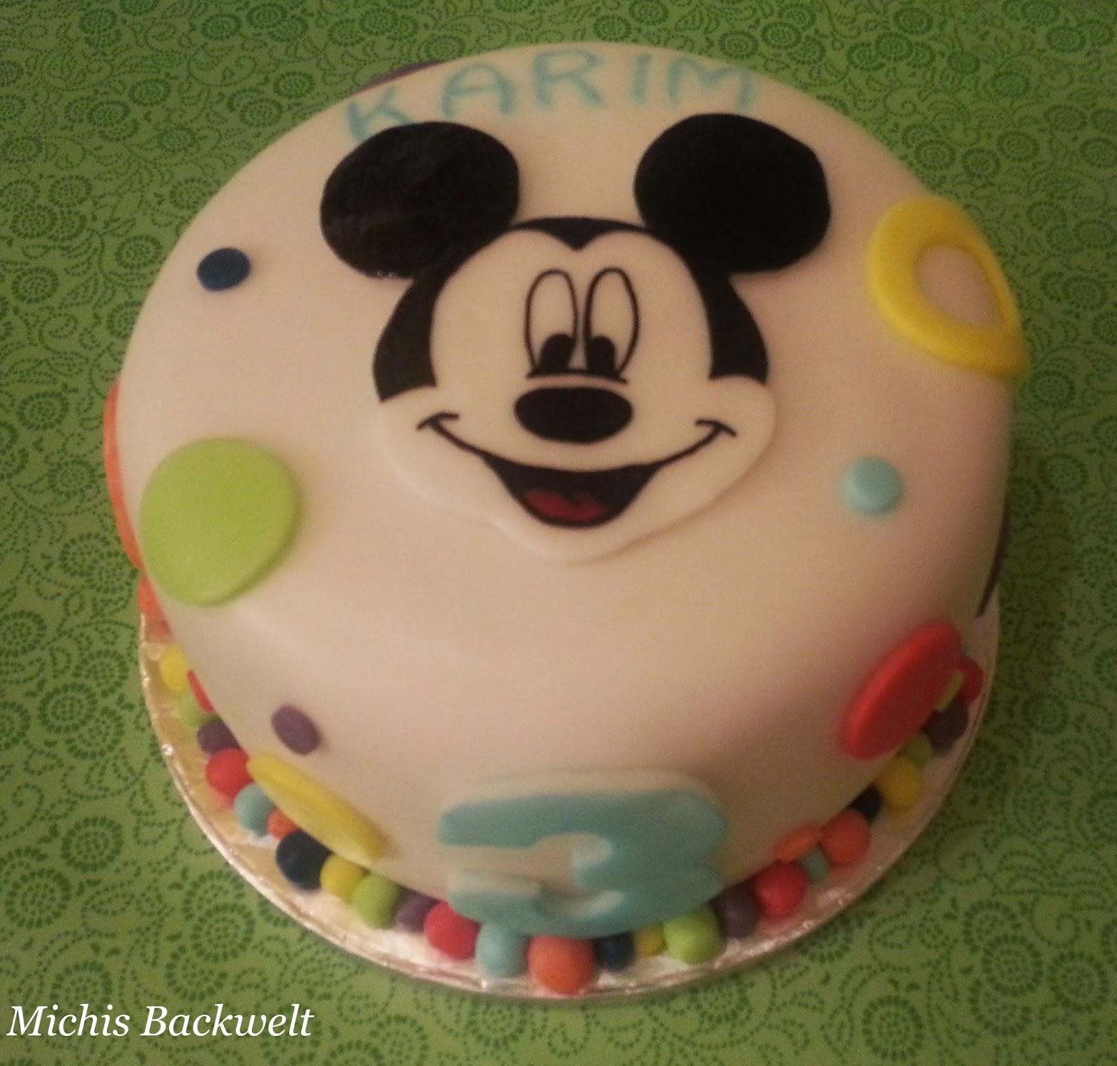 mickey mouse torte selber machen raum und m beldesign inspiration. Black Bedroom Furniture Sets. Home Design Ideas
