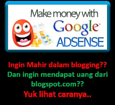 Cara dapet uang dari blog