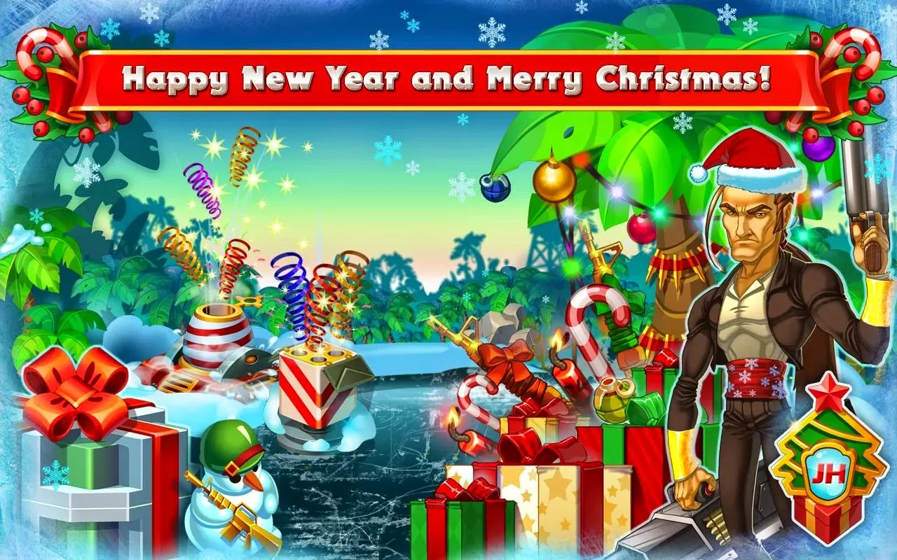 Jungle Heat - Christmas Rush v1.8.9