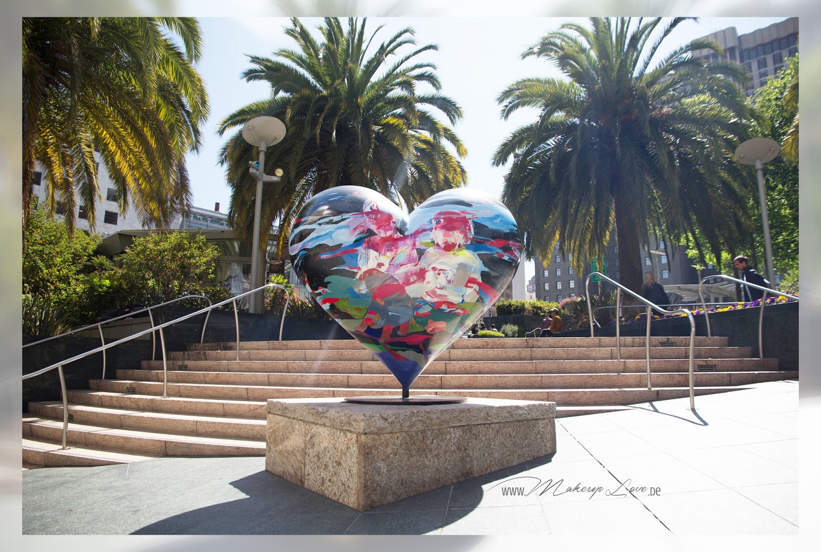 San Francisco City Heart