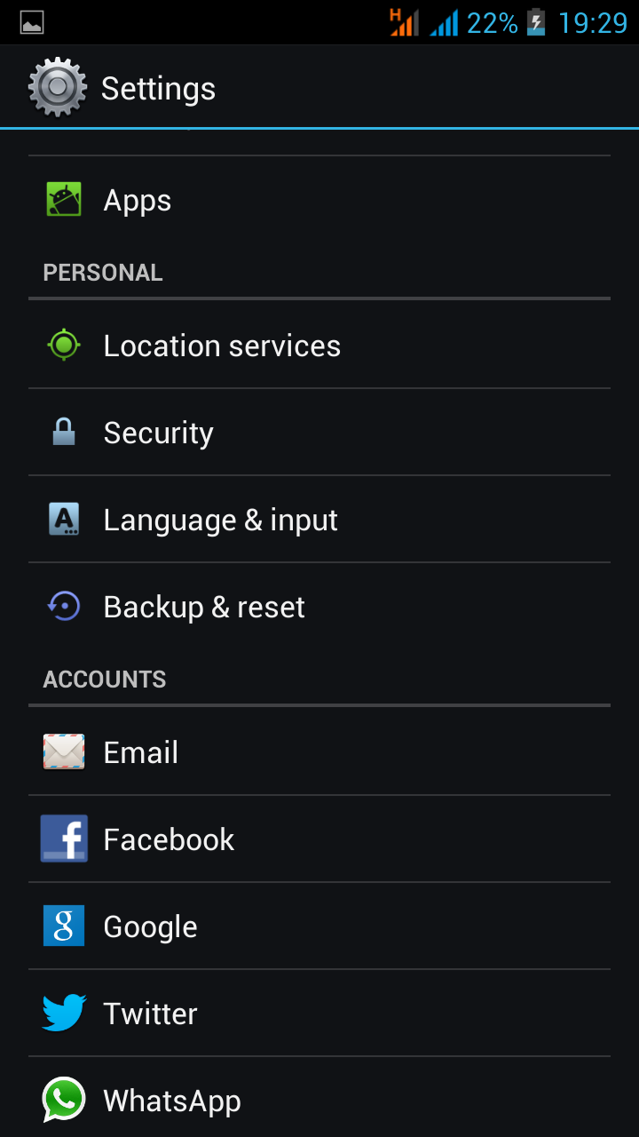 how to permanently delete info from android smartphone