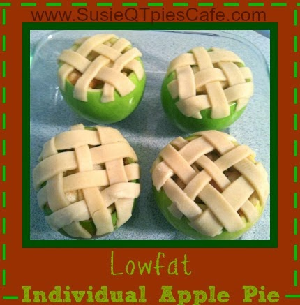 low fat apple pie recipe