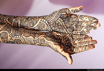 Bridal Mehndi On Foot : Beautiful bridal mehndi design inspiration for you