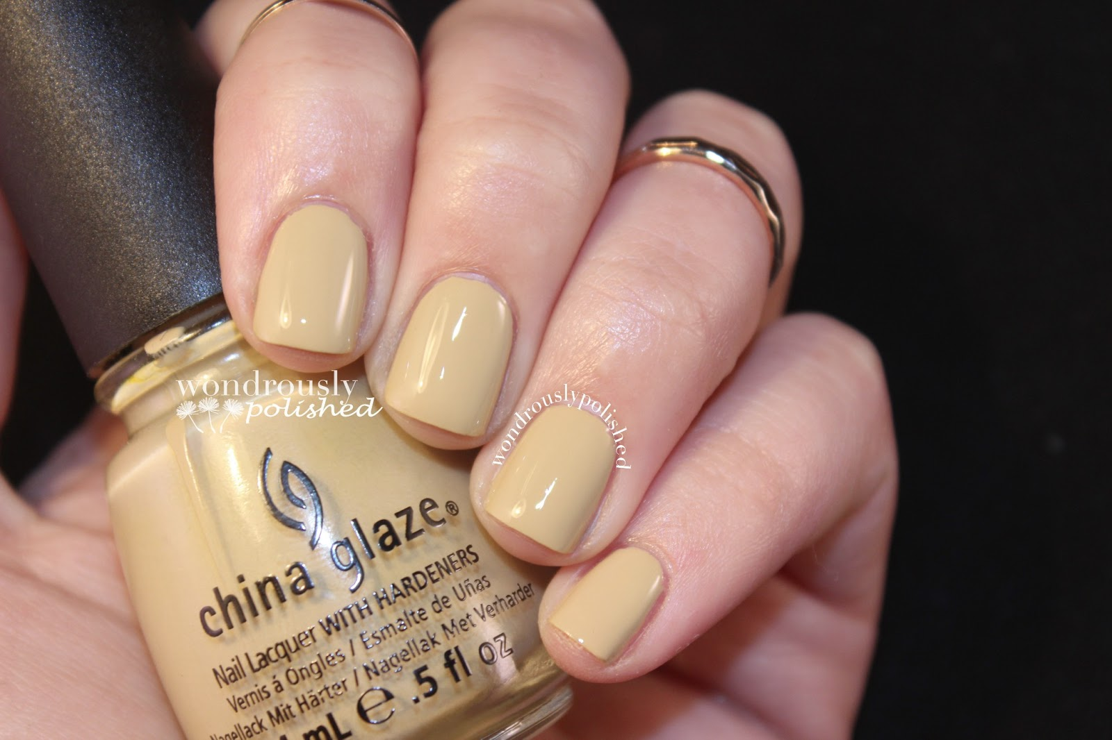 Wondrously Polished: March Nail Art Challenge - Vintage and Swatch