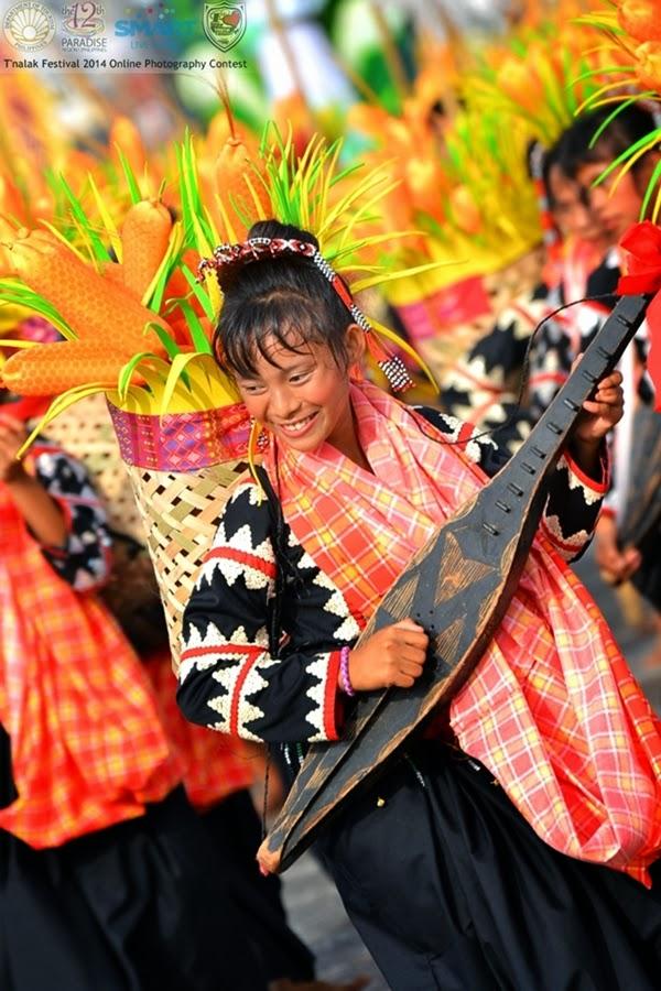 tnalak festival- madal be'lan