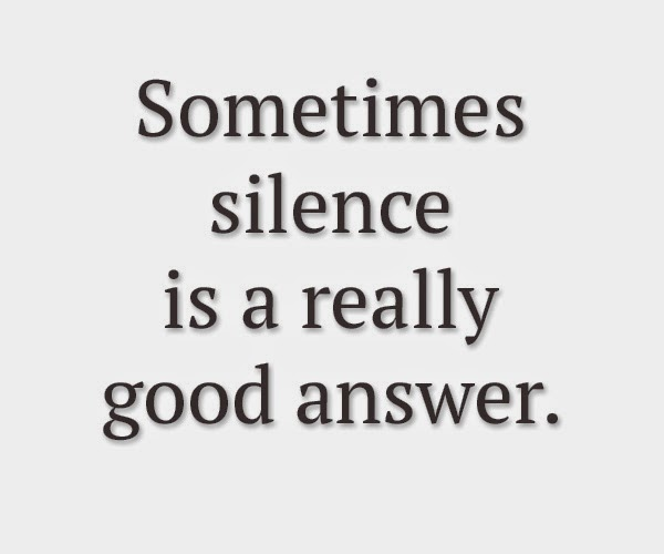 Duct Tape Is Silver Silence Is Golden Quote