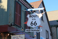 The way to Route 66....