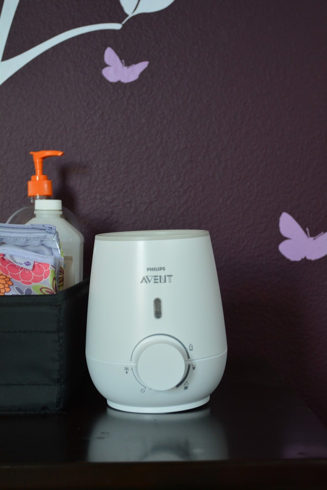 philips avent electric bottle warmer instructions