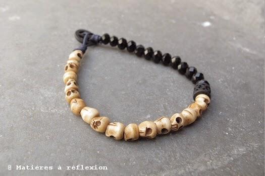 Bracelet unisex vanité Orner bijoux