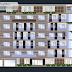 مخطط عمارة سكنية 6 طوابق اوتوكاد dwg