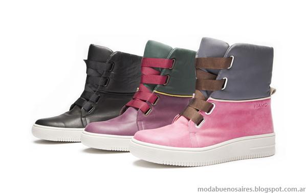Viamo invierno 2013 botas