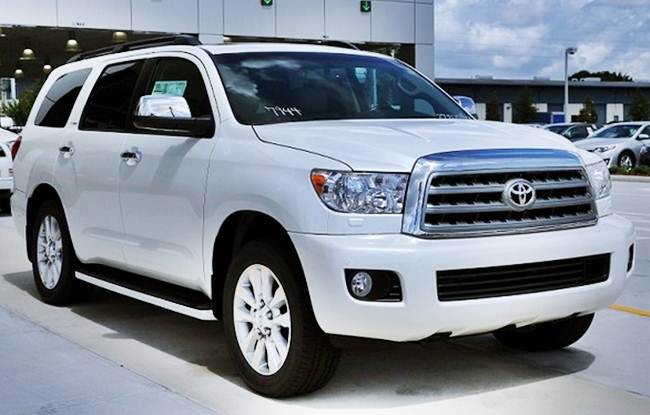 2017 toyota sequoia platinum specs steemit. Black Bedroom Furniture Sets. Home Design Ideas