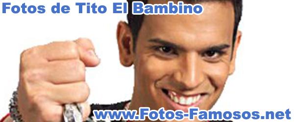 Fotos de Tito El Bambino