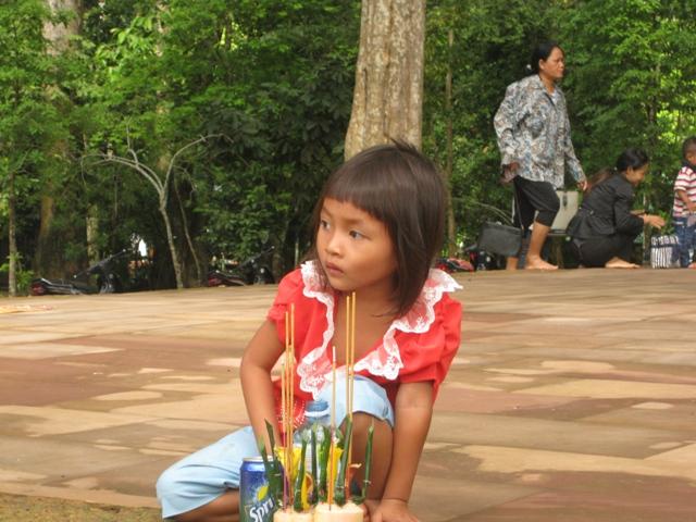 Камбоджа. Дети
