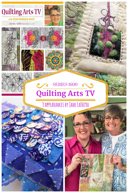 JaneVille: Quilting Arts TV Series 1600 (and a giveaway) : quilting arts tv series - Adamdwight.com