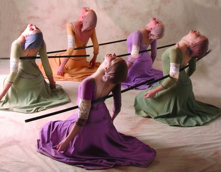 Como montar uma coreografia evangelica?