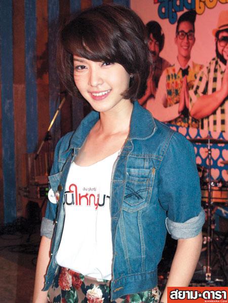 Short Hairstyles✪Mo Monchanok