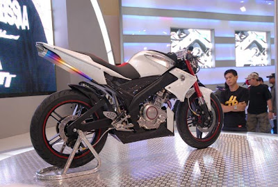 Yamaha next new vixion from - Motorcycle Pictures
