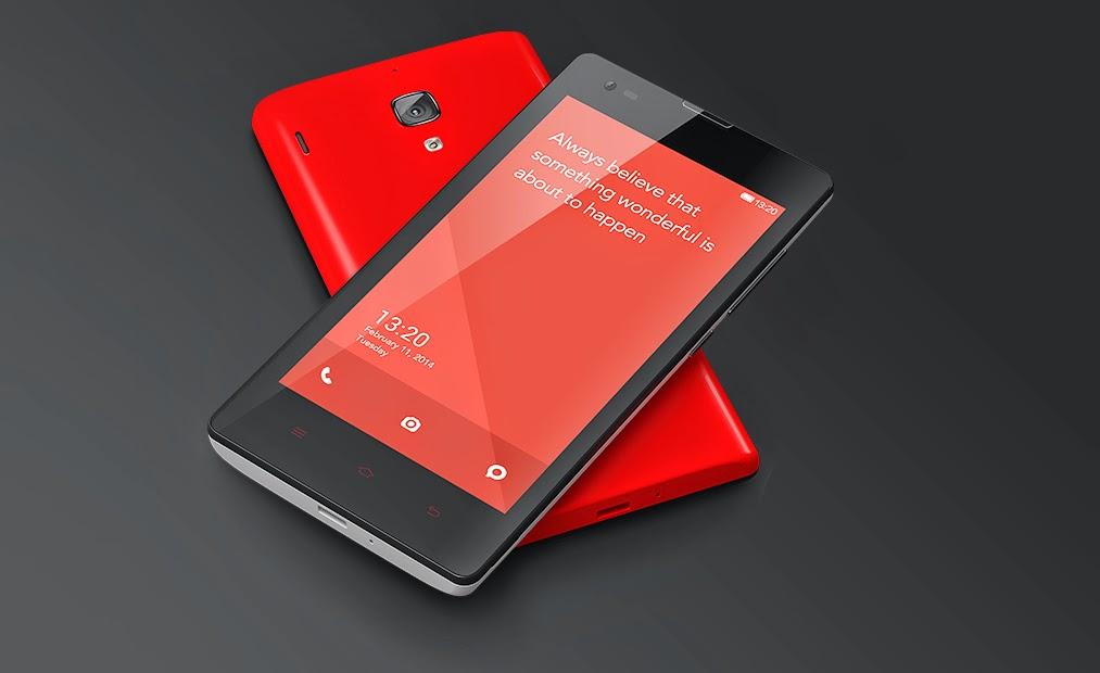 Harga dan Spesifikasi Xiaomi 1S