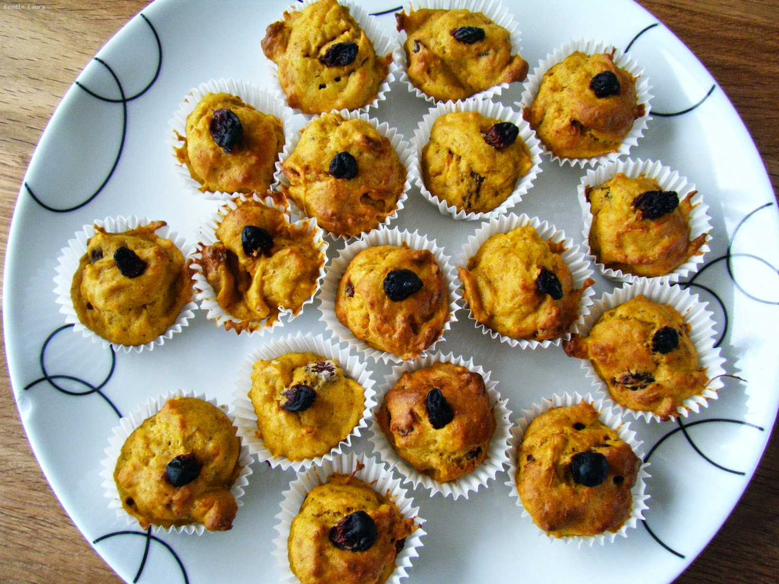 Sweet Potato Mini Muffins I Cooking With Kids Under 2