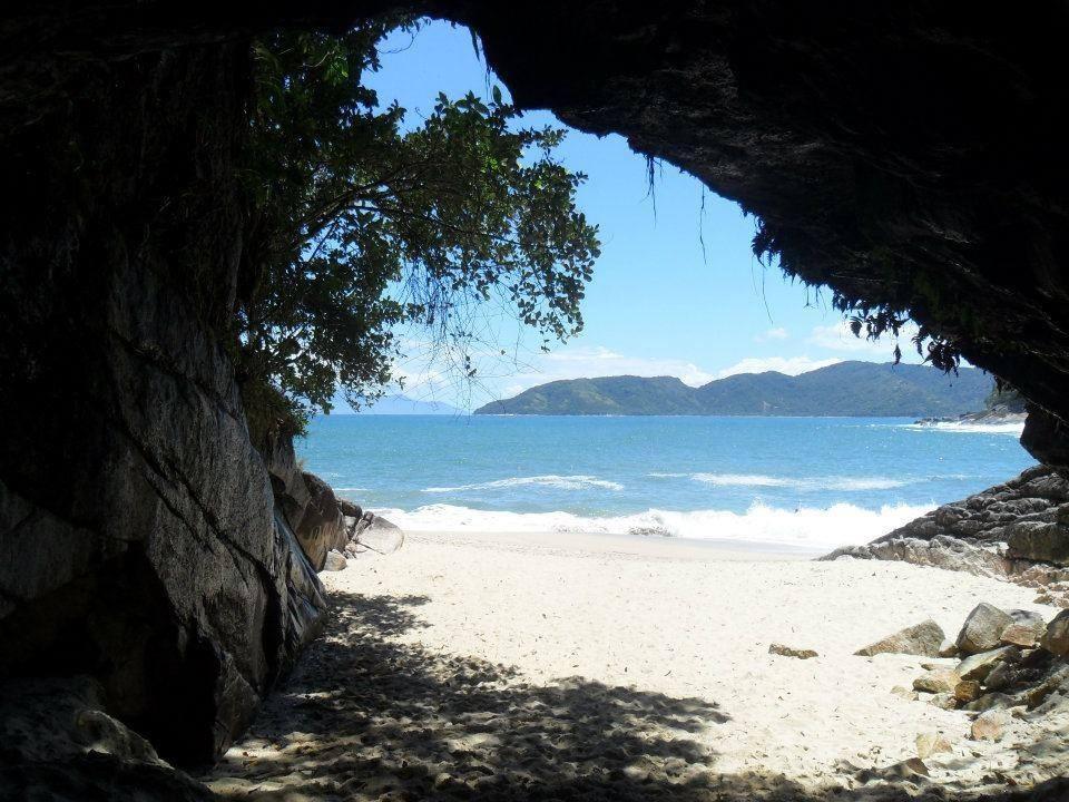 Gruta que Chora - Praia da Sununga