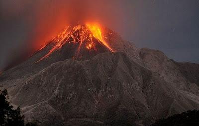 Los volcanes ciencia y leyenda
