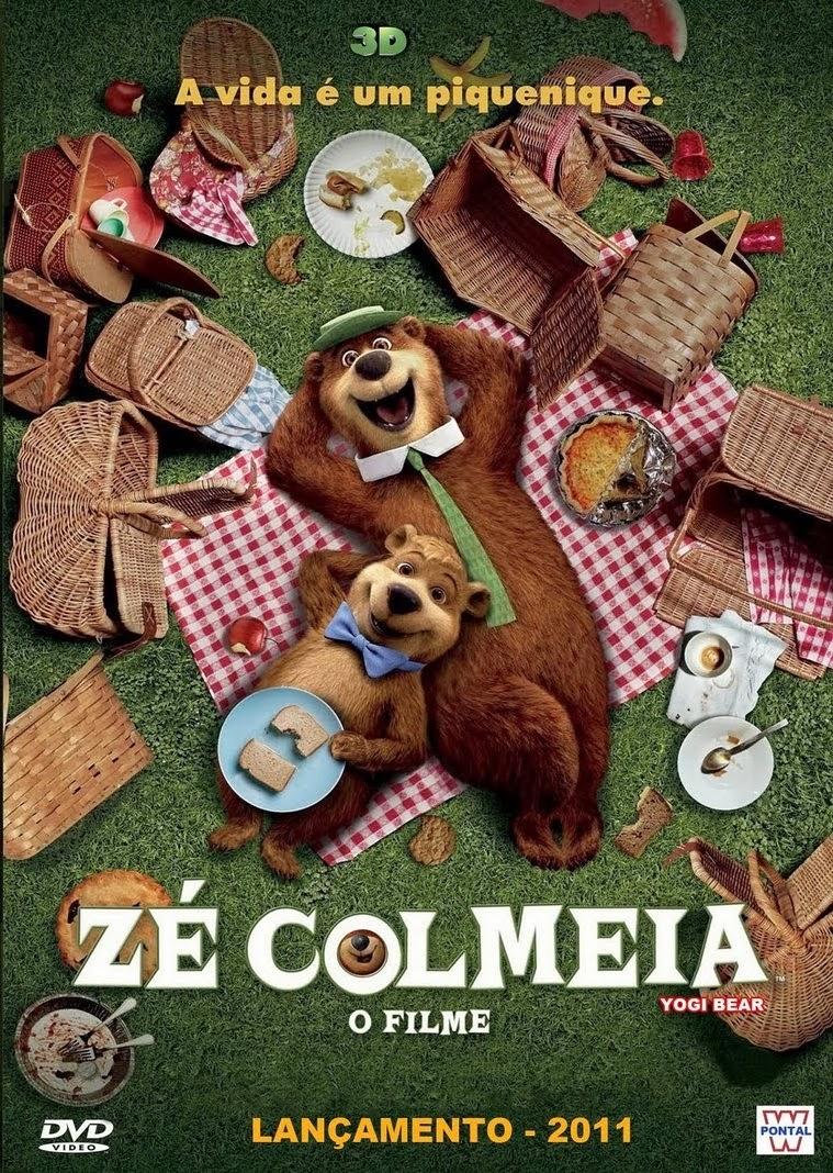 Zé Colméia: O Filme – Dublado