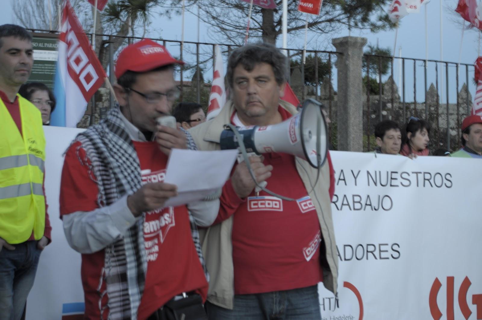 El comedor de familia manifiesto manifestaci n baiona - El comedor de familia ...