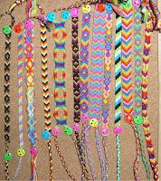 How To Make Friendship Bracelet Patterns