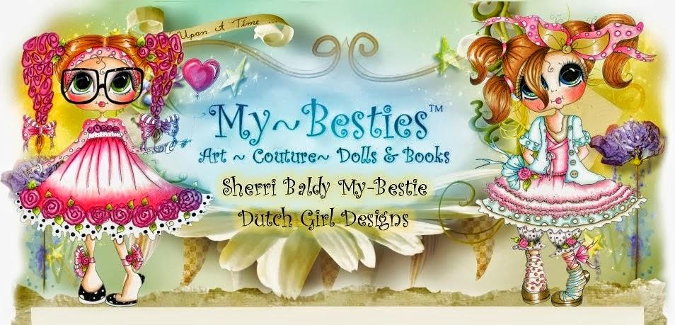 My Besties Dutch Girl Design