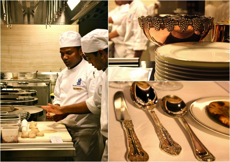 The celebration of Royal Cuisine at the food festival called Riwaz held at The Ritz-Carlton, Bengaluru. Read more about this food festival