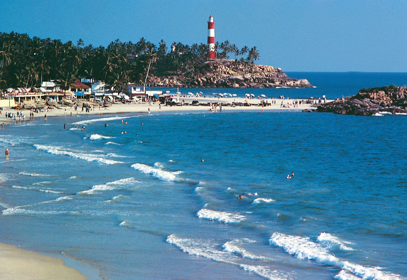 Kovalam Beach, Kerala - Top Beaches in India